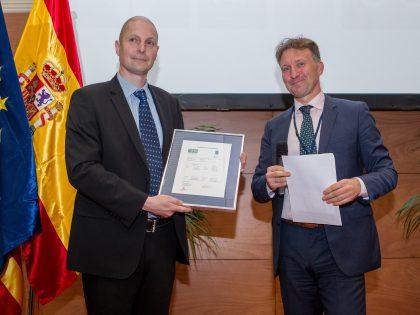 I regolatori di portata a vortice CEV di Mosbaek , partner tecnico di Euribia, hanno ottenuto il marchio CE.